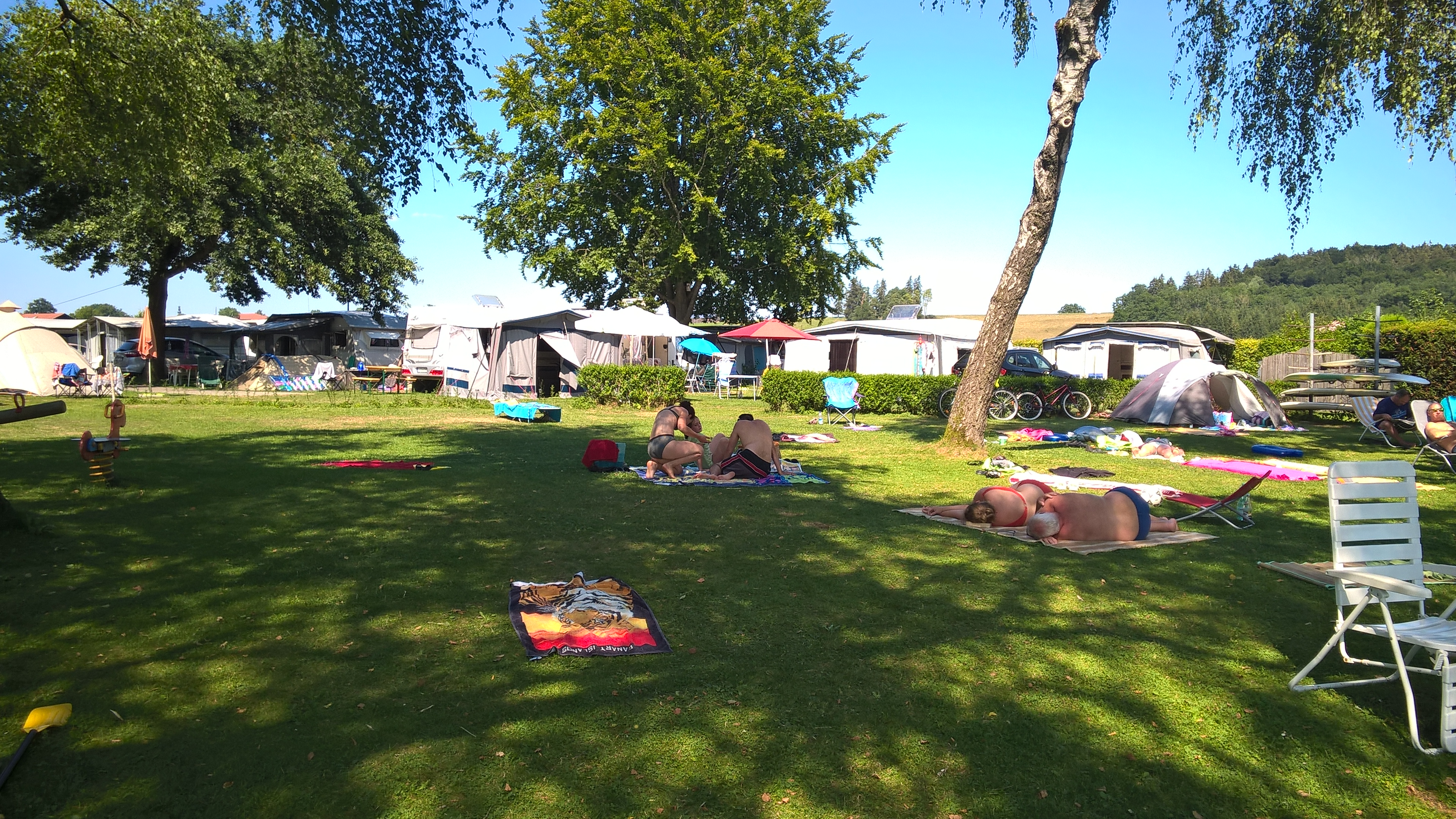 Campingplatz Liegewiese
