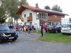 Zentrale vom Campingplatz Stadler