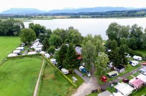 Lugtaufname Campingplatz Stadler