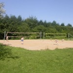 Volleyball Feld