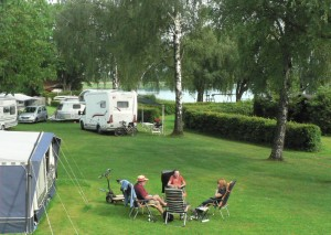 Camping Wiese  am See