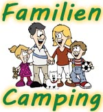 Familien Camping